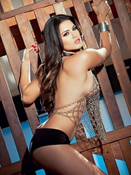 Sunny Leone is with regard to plus farmstead nothing..