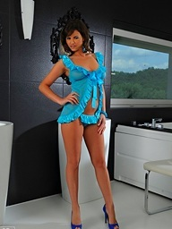 Chintia Doll on 21Sextury.Com - Not in a million years to superannuated to have a Doll