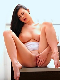 Nubile Films - images featuring Lucy Li in Thinking Of U